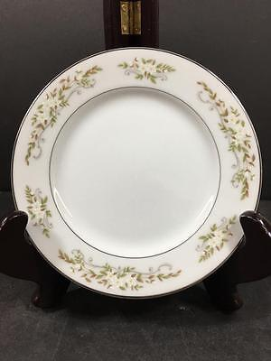 3 International Silver Co Fine China #326 Springtime Bread & Butter Plate (1752)