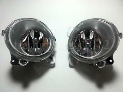 2x Fog Lights E4 Mark for SCANIA SERIE P-G-R-T 2004> Left & Right Side H1 Bulbs