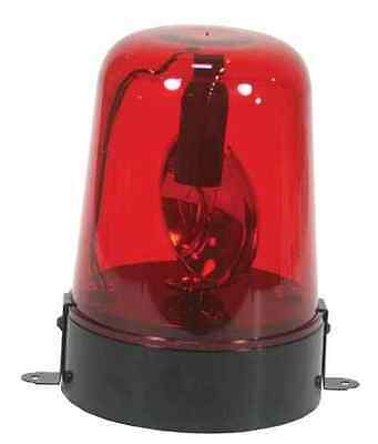 Ibiza Light Red Beacon Party Light Disco DJ Lighting Revolving Flashing FX Lamp