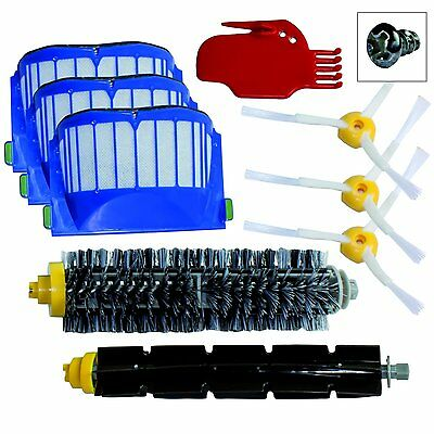 Pack Recambios Roomba Serie 600, Modelos 610, 620, 630, 650, 660, 651, 655, 661