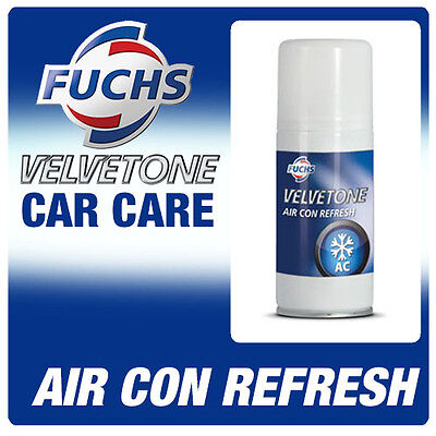 Fuchs Velvetone Air Con Conditioning Refresh Spray Car Care & Cleaning Valeting