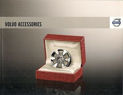 Volvo Accessories 2008 UK Brochure C30 S40 V50 S60 C70 V70 XC70 S80 XC60 XC90