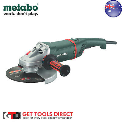 New Metabo 2400W Angle Grinder W24-230 3 Year Warranty