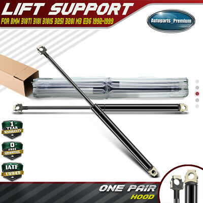 Hood Lift Support-Suspension Body Lift Kit Sachs fits 84-96 Buick Century