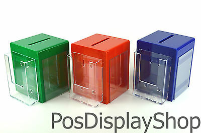 Business Card Collection / Comment  / Ballot / Suggestion Box A6 Size PDS9470A6