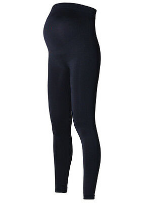 NEW - Noppies - Cara Seamless Leggings in Navy - Maternity Leggings