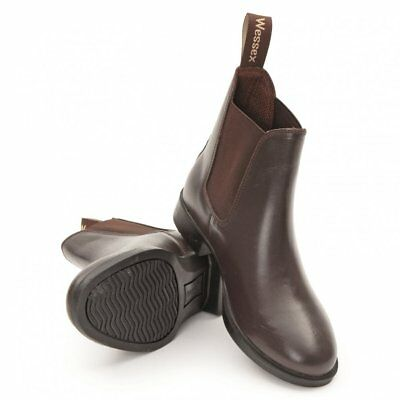 Shires Wessex Leather Jodhpur Boots