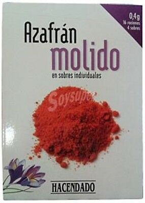Premium Quality Spanish Saffron Powdered 藏红花 шафран Safran Manchego Pure
