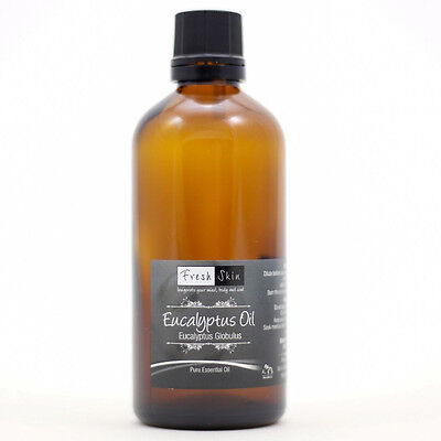 50ml Eucalyptus Essential Oil - 100% Pure, Certified & Natural - Aromatherapy