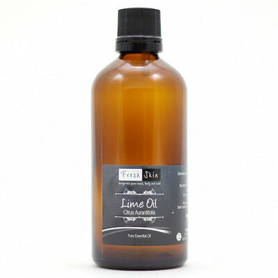100ml Lime Pure Essential Oil