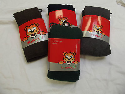 Secondary Girls Cotton Rich Tights