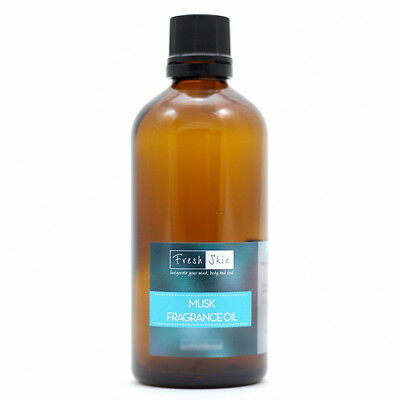 Musk Fragrance Oil - Cosmetic grade can be used in soaps, candles etc.