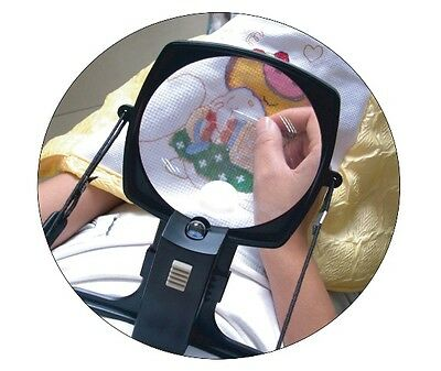 Rolson 60324 Hands Free Magnifier