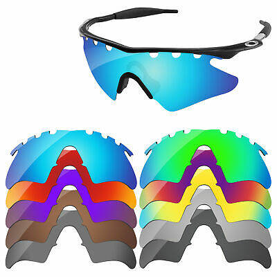 Polarized Replacement Lenses For-Oakley M Frame Heater Vented Multi - Options