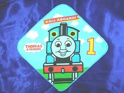 Free shipping 5 Thomas the Tank Engine Mini Towel Hand Face for Baby or Kid I926