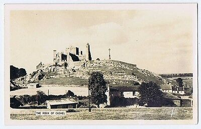 IRELAND Rock of Cashel, Co Tipperary, Old Postcard Unused, Signal Series