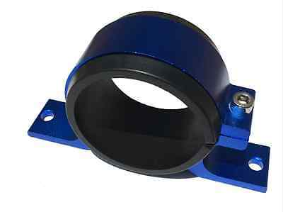 BLUE 55mm 60mm bracket mount clamp fits Bosch 044 Facet Sytec Walbro Fuel Pump