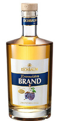 BRAUMEISTERS Damson Plum Brandy/Flavoured Schnapps 700ML (GERMANY)