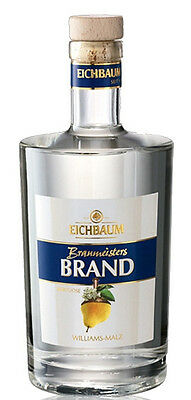 BRAUMEISTERS Williams Pear Brandy/Flavoured Schnapps 700ML (GERMANY)