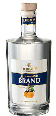 BRAUMEISTERS Mirabelle Brandy/Flavoured Schnapps 700ML (GERMANY)