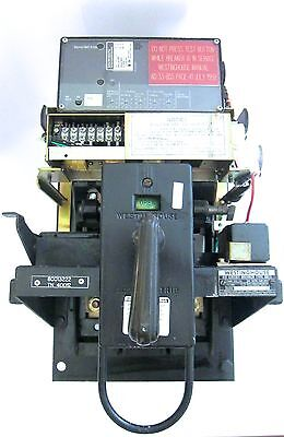 Westinghouse Air Circuit Breaker Type DB15 DB 15 15000 amps ACBExcellent Cond.