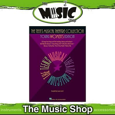 New Teen's Musical Theatre Collection: Young Women's Edition Vocal Music Book