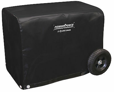 King Canada Tools K-42CVR ALL SEASON GENERATOR COVER KCG-3500G KCG-4200G protect