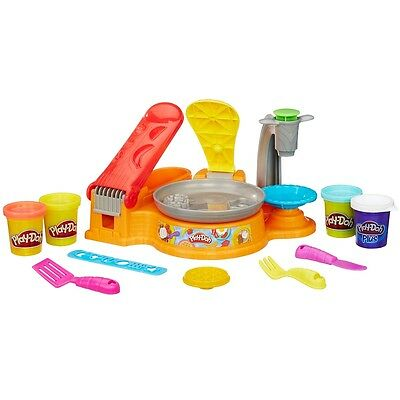 Play-Doh Breakfast Cafe, Kids Modelling Dough Playset