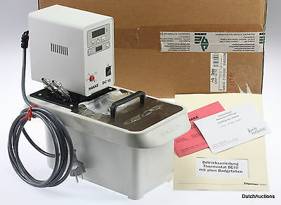 Haake DC10-P5U Thermostat / Thermo Electron Heating Circulating Bath -- NOS --