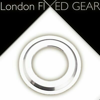 "London FIXED GEAR 1-1/2"" to 1-1/8"" reducer fork headset CROWN RACE ADAPTER"