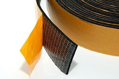 Kingflex - Selbstklebendes Isolierband / Tape 50x3mm, 10m