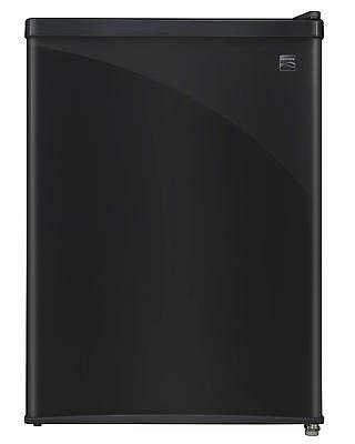 Kenmore 99759 2.4 cu. ft. Compact Refrigerator - Black -Yd lnc.