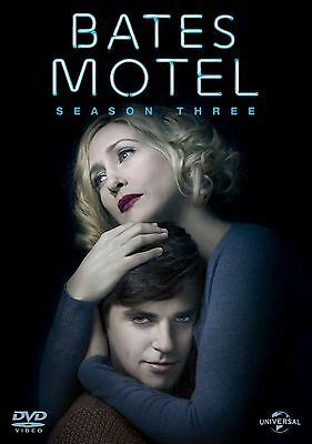 BATES MOTEL - Complete Series 3 Collection Boxset (NEW DVD R4)
