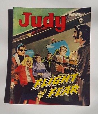 Judy Picture Story Library no 159 Flight of fear