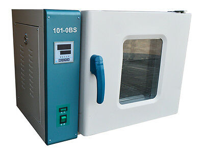 "220V 1000W Digital Forced Air Convection Drying Oven 13.8"" * 13.8"" * 13.8"" New"