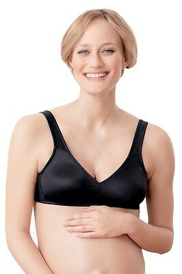 Anita Maternity Non-wired Seamless Maternity Bra 5168 Black