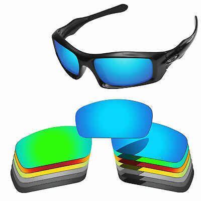 Polarized Replacement Lenses For-Oakley Monster Pup Multi-Options