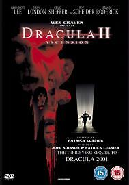Dracula 2: The Ascension Dvd Jason Scott Lee Brand New & Factory Sealed