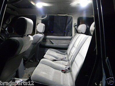 Bright White Led Smd Interior Light Globe Insert Toyota 80 Series Landcruiser