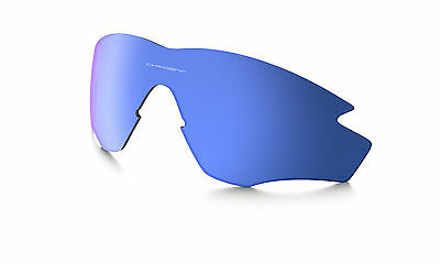 authentic oakley lenses hyz0  Oakley M2 Ice Iridium Replacement Lens 100-720-010 *authentic*