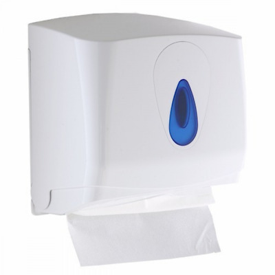 Hand Towel Dispenser + 2 pks of 200 Towels