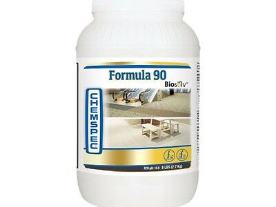 Formula 90 Carpet Cleaning Powdered Detergent. Carpet shampoo. Chemspec 2.7kg