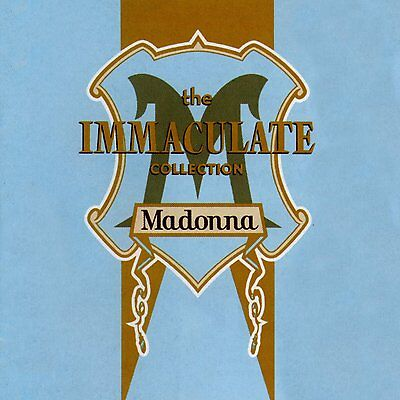 MADONNA The Immaculate Collection 17 Trk CD Album Best Of Greatest Hits Singles
