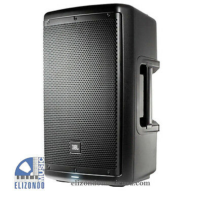 "JBL EON615 15"" Two-Way Powered Speaker/Stage Monitor UPC 050036904810"