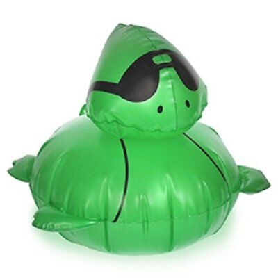 SolarGlo Solar Powered LED Lighted Inflatable Turtle
