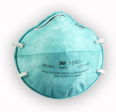 Particulate Mask 50-0260 And Box Respirator N95 20 Of Surgical 1860