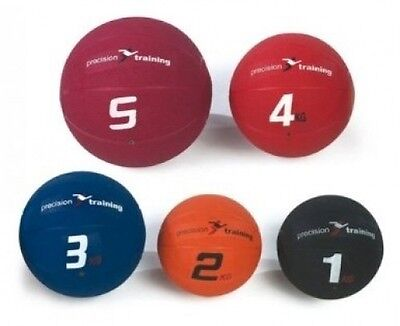PRECISION TRAINING Medicine Ball 1kg. Shipping is Free