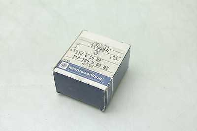 New Telemecanique Schneider LC1D123F Contactor / 110-130V AC Coil Voltage / 12A