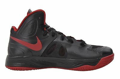 detailed look 54e25 7abe0 Men s Nike Hyperfuse Team Basketball Shoes, 525019 004 Sizes 10-13 Black Gym