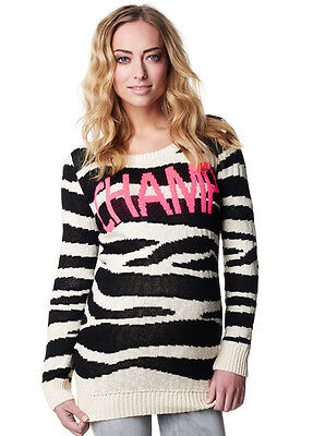 NEW - Supermom - Champ Knit Pullover - Maternity Jumper